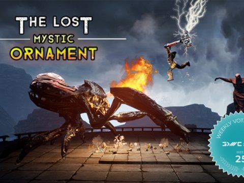 Action-RPG The Lost Mystic Ornament Wins Fan Favorite Vote 25 at the GDWC 2021!
