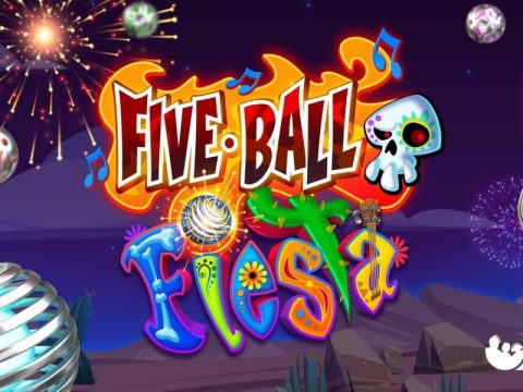 FunFair Games invites players to party with Five Ball Fiesta