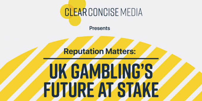 What MPs think of gambling to be revealed at Reputation Matters event